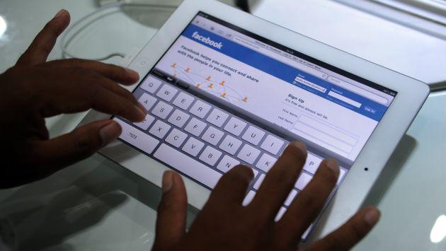 Versión piloto de Facebook at Work está a prueba por un grupo de empresas. (AFP)