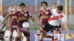 Universitario venció 1-0 a River Plate y está en la final de la Copa Bandes - Noticias de rafael guarderas