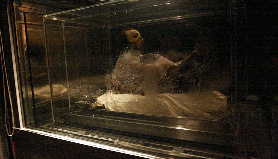 Arequipeños podrán visitar gratis el museo que alberga los restos de la momia Juanita. (Heiner Aparicio)