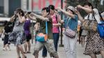 China tendrá en la mira a sus 'turistas malcriados' con carné de puntos - Noticias de malcriadas