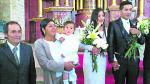 Magaly Solier se casó por religioso - Noticias de erick plinio mendoza gómez