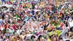 Papa Francisco rompió récord al congregar 7 millones de fieles en misa [Fotos] - Noticias de fe y alegria