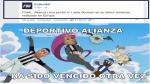Alianza Lima: Se burlan con memes de sus derrotas en España - Noticias de universidad católica de murcia