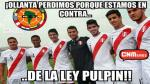Sudamericano Sub 20: Memes de la derrota de Perú ante Argentina - Noticias de derrota