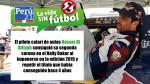 La vida sin fútbol: Las 10 noticias deportivas de la semana - Noticias de sofía mulanovich