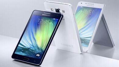 Samsung, Galaxy A3, Galaxy A5