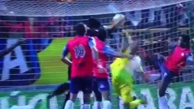 Colombia: Jugador que repitió 'Mano de Dios' recibe amenazas