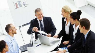 Emprendedores, Trabajo en equipo