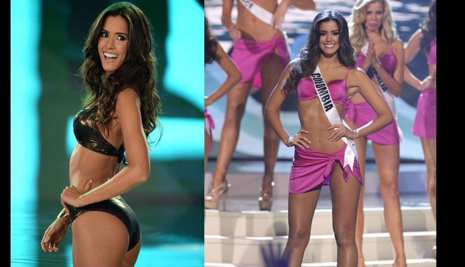Las mejores fotos en bikini de la nueva Miss Universo