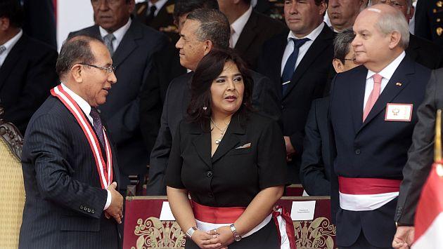 Oposición reclama la renuncia de Ana Jara por denuncias de seguimientos