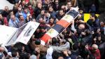 Egipto: Al menos 11 muertos en aniversario de revuelta de 2011 [Fotos] - Noticias de mohamed mursi