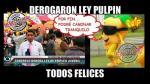 Ley Pulpín: Jóvenes celebran con memes derogación de régimen laboral juvenil - Noticias de ley universitaria