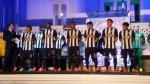 Alianza Lima presentó sus camisetas para la temporada 2015 [Fotos y video]