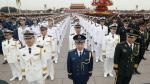 China alista desfile militar por aniversario del fin de la II Guerra Mundial - Noticias de guerra de coreas