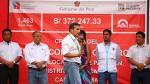Ley Pulpín: Alcaldesa agradeció a Humala por derogar norma en acto público