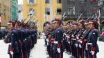 La Haya: Postales de la ceremonia a un año del fallo histórico [Fotos] - Noticias de manuel rodriguez cuadros
