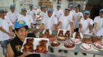 San Valentín: Presos venden bizcochos 'Corazón cautivo' y 'PresiOsitos'