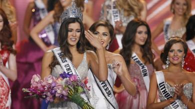 Paulina Vega, de Colombia, fue elegida Miss Universo 2015