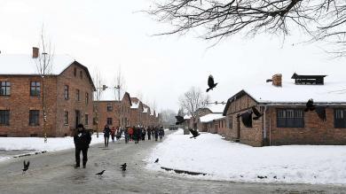 Auschwitz: Supervivientes del Holocausto visitaron campo de exterminio