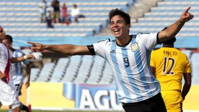 Sudamericano Sub 20: Perú cayó 2-0 ante Argentina en su debut en hexagonal