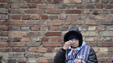 Auschwitz: El mundo conmemora 70 años del Holocausto judío [Fotos]