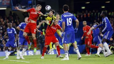 Chelsea, Liverpool