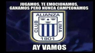 Alianza Lima: Memes del triunfo en la 'Noche del Juramento Blanquiazul'