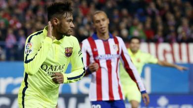 Barcelona venció 3-2 al Atlético de Madrid en la Copa del Rey