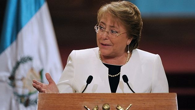 Bachelet envió proyecto al Congreso de Chile para despenalizar el aborto
