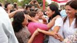 Nadine Heredia respaldó labor de gabinete Jara y negó fisuras en gobierno - Noticias de cosito