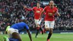 Manchester United venció 3-1 Leicester City por la Premier League - Noticias de daley blind