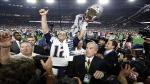 Super Bowl: New England Patriots son los nuevos campeones de la NFL - Noticias de john travolta