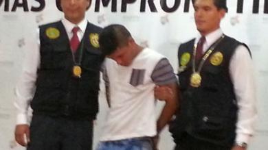 Policía Nacional, Los indeseables de San Martín