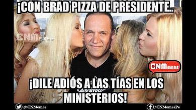 Mauricio Diez Canseco: Memes por su intención de ser sucesor de Humala