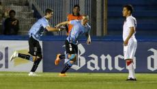 Sub 20 de Perú cayó 3-1 ante Uruguay y complica chances