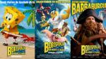 'Bob Esponja: Un héroe fuera del agua' y 8 datos que no sabías de la cinta - Noticias de tom clancy