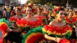 Recrearán carnaval de Barranquilla en el boulevard de Asia - Noticias de juliana villegas
