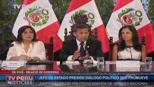 No hay mucha expectativa por el diálogo. (Perú21)