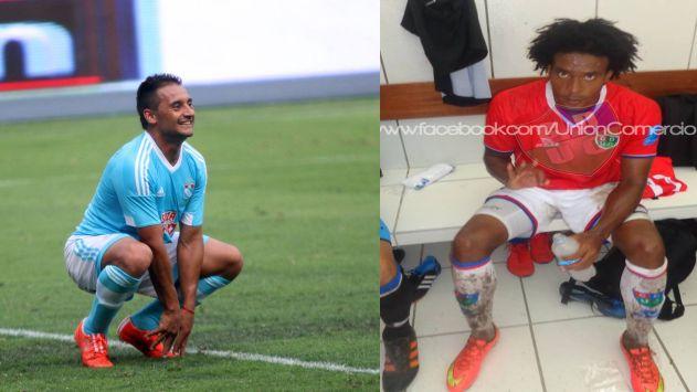 César Pereyra y Lionard Pajoy se estrenaron con grandes goles en el Torneo del Inca. (Facebook  SC/UC)