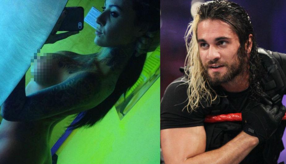 Se filtran supuestas fotos desnuda de - Lucha Noticias