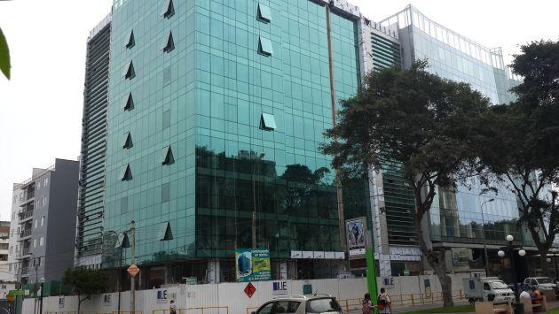 Construyen centro comercial con fondos de la Mutual de la Policía. (Difusión)