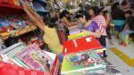 Cercado de Lima: Detectan venta de útiles escolares sin registro sanitario - Noticias de jaime delgado