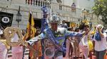 Brasil: Empezó Carnaval de Río con entrega de llave de la ciudad al rey Momo - Noticias de rey momo