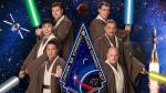 NASA: Astronautas se volvieron caballeros Jedi de Star Wars - Noticias de trajes típicos
