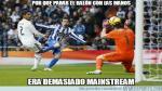 Real Madrid: Los memes tras su victoria sobre La Coruña por 2-0 - Noticias de karim benzem������