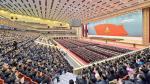 Corea del Norte rindió homenaje al