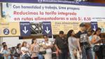 Metropolitano: Operadores aceptan que tarifa integrada sigue igual - Noticias de jose luis diaz leon