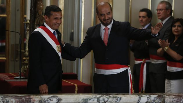 Hoja de vida de jos luis p rez guadalupe el nuevo for Ministro del interior actual