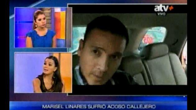 Marisel Linares fue víctima de acoso callejero en supermercado. (Captura de YouTube)