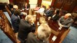 Humala se reunió con Alejandro Toledo, Alan García y Keiko Fujimori en Palacio - Noticias de campos guevara